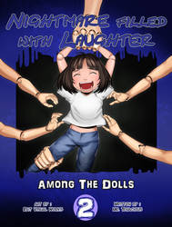 Nightmare Filled With Laughter- Among the Dolls by MrTenacious01