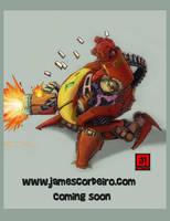 Iron-Fire by jamescordeiro21