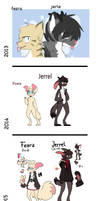 official jerrel nd feara ref of 2018 by pollovy