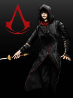 Shao Jun - Assassin's Creed by chocobosROK