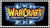 WarCraft III Stamp - Logo Blue by cirruswolf