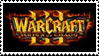 WarCraft III Stamp - Logo Red by cirruswolf