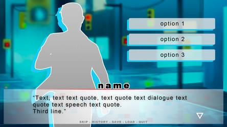 AWAFL: Dating Sim Meme by applePAI