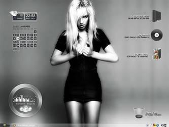 My Birthday Desktop by WillyAero