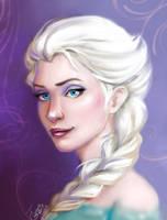 Elsa by TanyaGreece