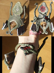 WIP- Bracelet of the Great Old Ones by lk666
