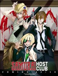 Samurai Host Club by MediaViolence