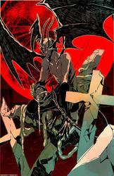 +Devilman+ by MediaViolence