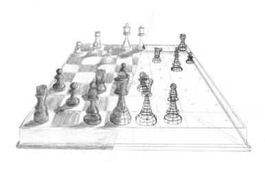 Chess by nezroy
