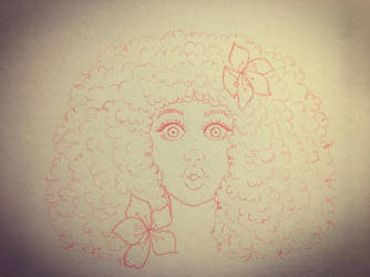 Afro Diaries by Damitaza