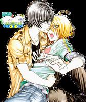 Love Stage! Render by MochiUsUk