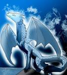 Ice Dragon by HaikuBaikuu