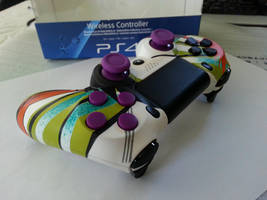 Custom PS4 Controller by JonnyMars