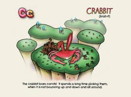 Crabbit by Petzrick