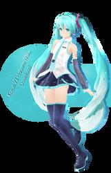 Koron V3 Hatsune Miku Download by Ohbey