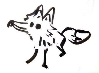 Foxy by MannHau