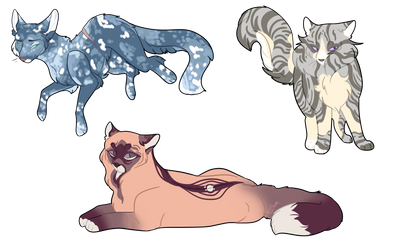Cat Adopt #2 (Open) by XxDawnFluffyCatXx
