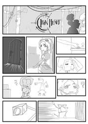 Iron Heart - Page 1 by xxxclover