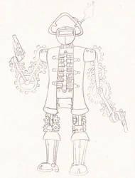 Captainbot by Shmuggly