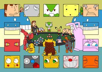 Nashira's Casino - The pokerface by Shmuggly