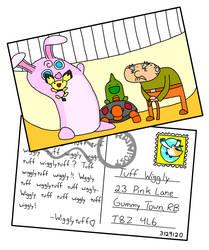 Postcard by Shmuggly