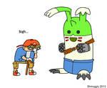 Harold and Gargles by Shmuggly