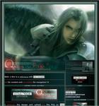 One Winged Angel by Runarea