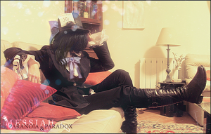 The Hatter- istant cosplay by Runarea