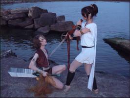 You lose -  Rg Veda cosplay by Runarea