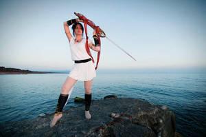Free - Ashura cosplay by Runarea