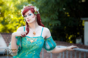 Ariel Art Nouveau 3 by Runarea