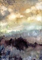 Nebbia toscana by verda83