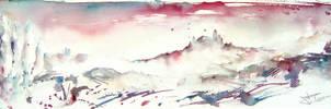Colline toscane by verda83
