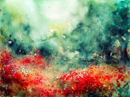 Via dei fiori by verda83