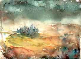 Autumn Sketch by verda83