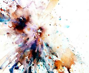 Flower explosion by verda83