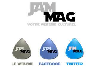 JAM MAG interface by IDACHI
