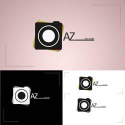 AZ Art Studio logo by NarjisNaqvi