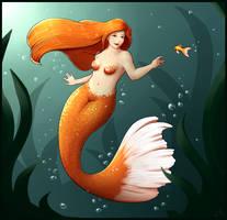 Mermaid by IncreasinglyCoherent