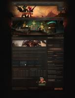 Bonechewer web design by ZafireHD