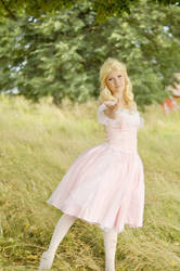 Sugarplum Princess by Yumidun