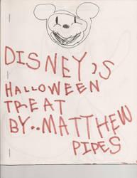 Disney's Halloween treat by Doomidius