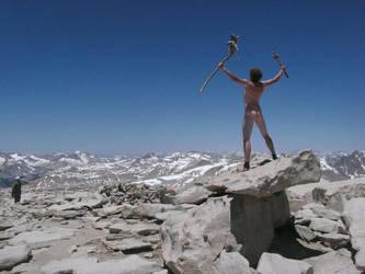 Flawless naked victory by Doomidius