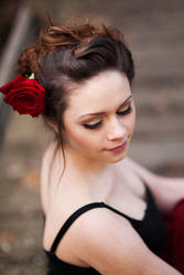 Red by CloudyDayPhotography