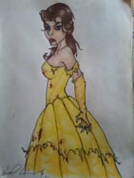 Vampire Belle by Arymuzs