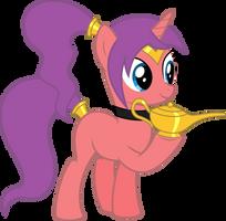 Shantae Dream Dancer by Parcly-Taxel
