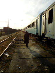 Sad and empty by RailRoutes