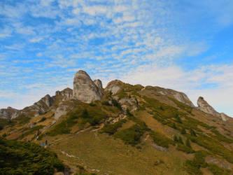 Prin Muntii Ciucas -Romania by RailRoutes