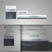 Smooth SETUP - Banner Ads by ayamsuhayam