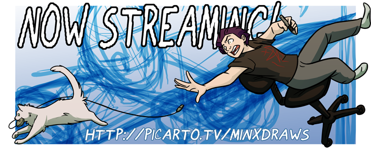 Streaming Graphic Copy by CRFahey